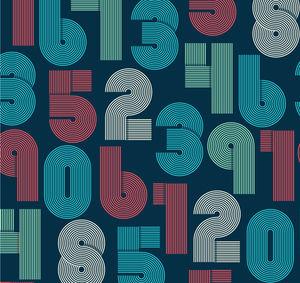 Как писать числа в английском языке