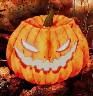 Про Halloween на английском: сочинение, идиомы, тест