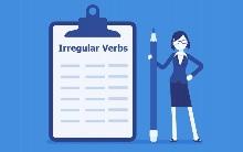 Топ 100 неправильных глаголов в английском языке