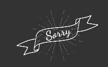 Извинения на английском: sorry, pardon, excuse me