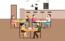 Английский для сотрудников кафе и ресторана (официантов и барменов)