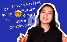 Будущее время в английском языке (видео)