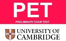 Все об экзамене PET, плюс материалы для подготовки