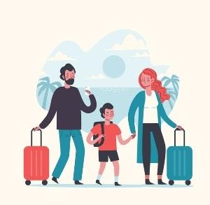 Лучшие страны и места для путешествий с детьми