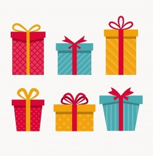 В чем разница между словами gift и present