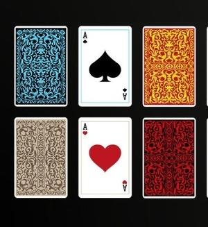 Игральные карты и масти на английском языке