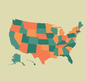 Тест: Знаете ли вы географию США