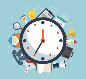 Лексика на тему: рабочий график и распорядок дня на английском