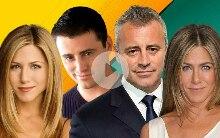 Английский по сериалу Friends