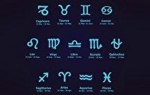 Знаки зодиака и гороскоп на английском