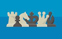 Шахматы и шашки на английском
