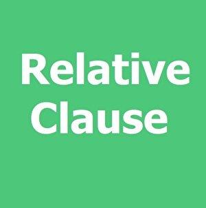 Все про Relative Clause в английском