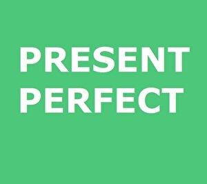 Большой видеоурок по Present Perfect