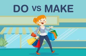 Phrases with Do and Make