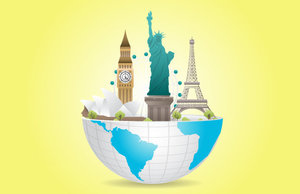 Articles. Geographical areas