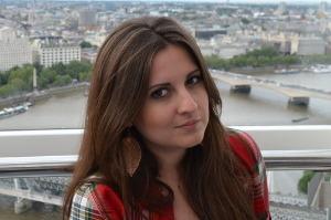 Учитель английского по скайпу Anastasia Om