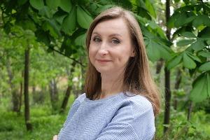 Учитель английского по скайпу Mariana P