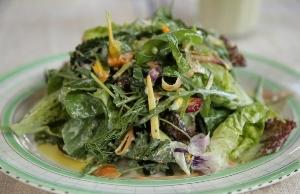 Лучшая заправка для салата